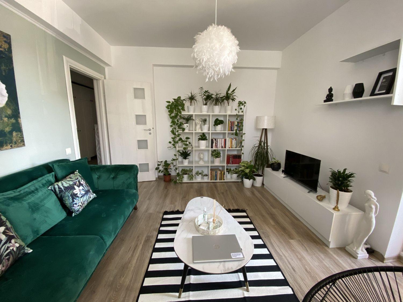 living canapea verde cristina barbulescu
