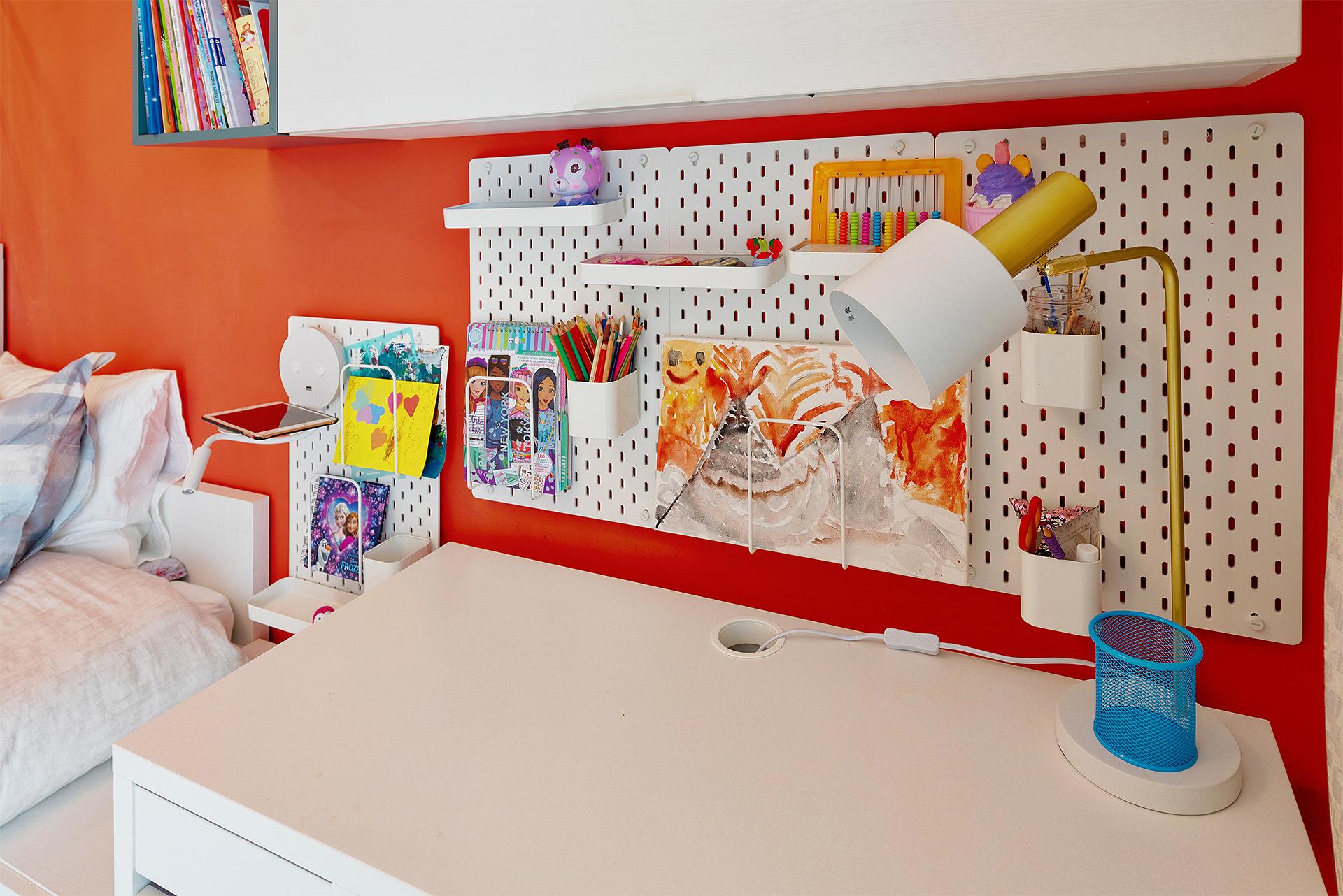 living Cluj 3în1 birou copil decoratiuni