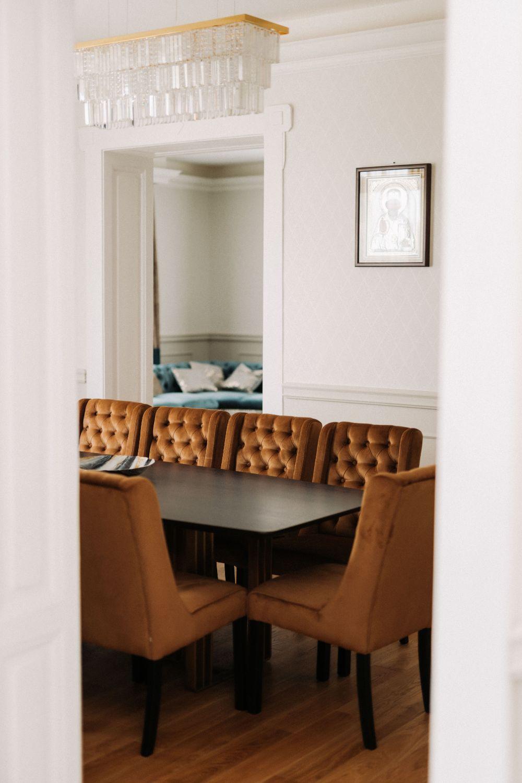 amenajare dining design first
