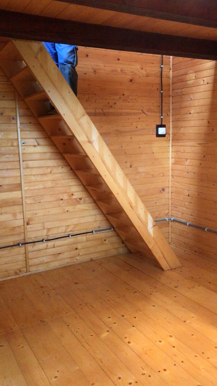 Tiny house-ul a fost transformat de la 36 metri pătrați la 54 metri pătrați utili